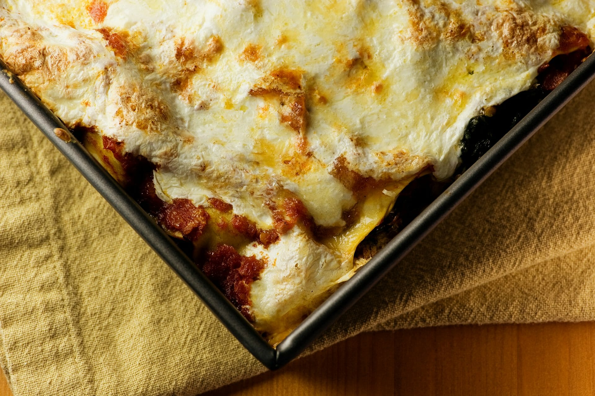 vegetaria lasagna recipe