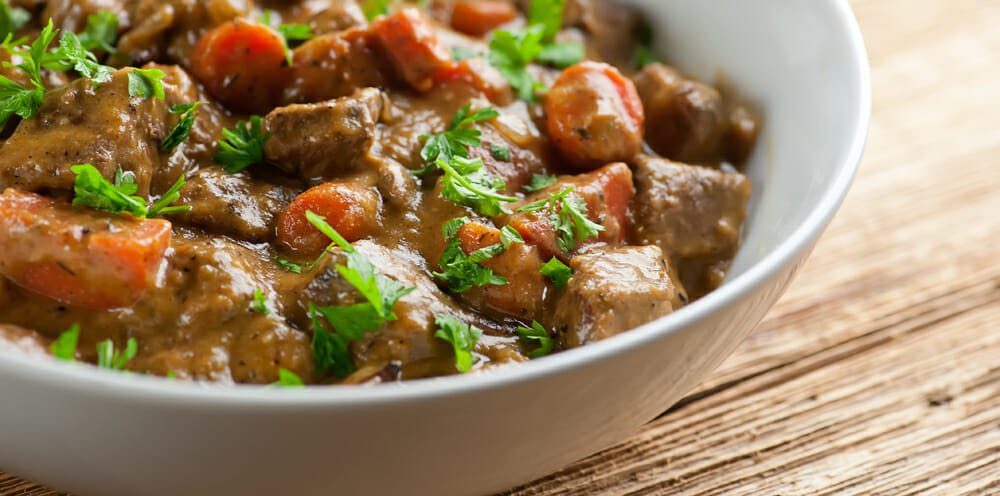 Coconut Beef Stew