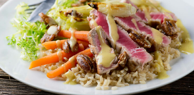One Bowl Suppers: Tuna with Roasted Fennel
