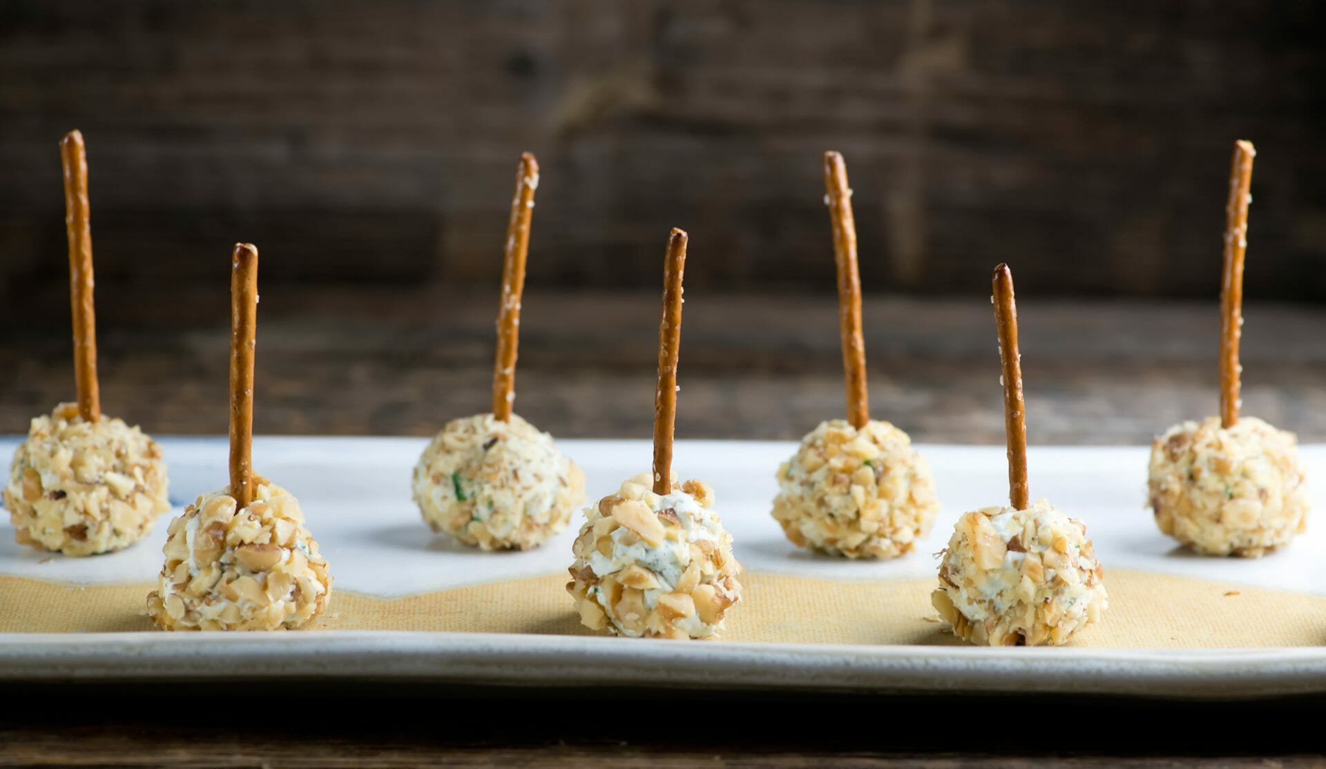 cheese ball pops recipe
