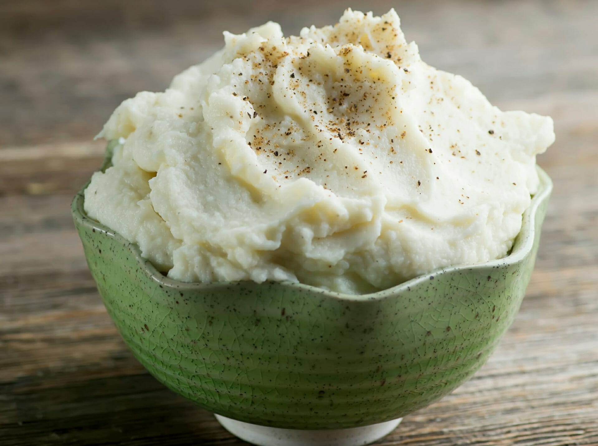 whipped cauliflower