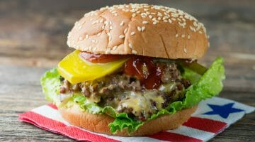 how to make diner-style burgers