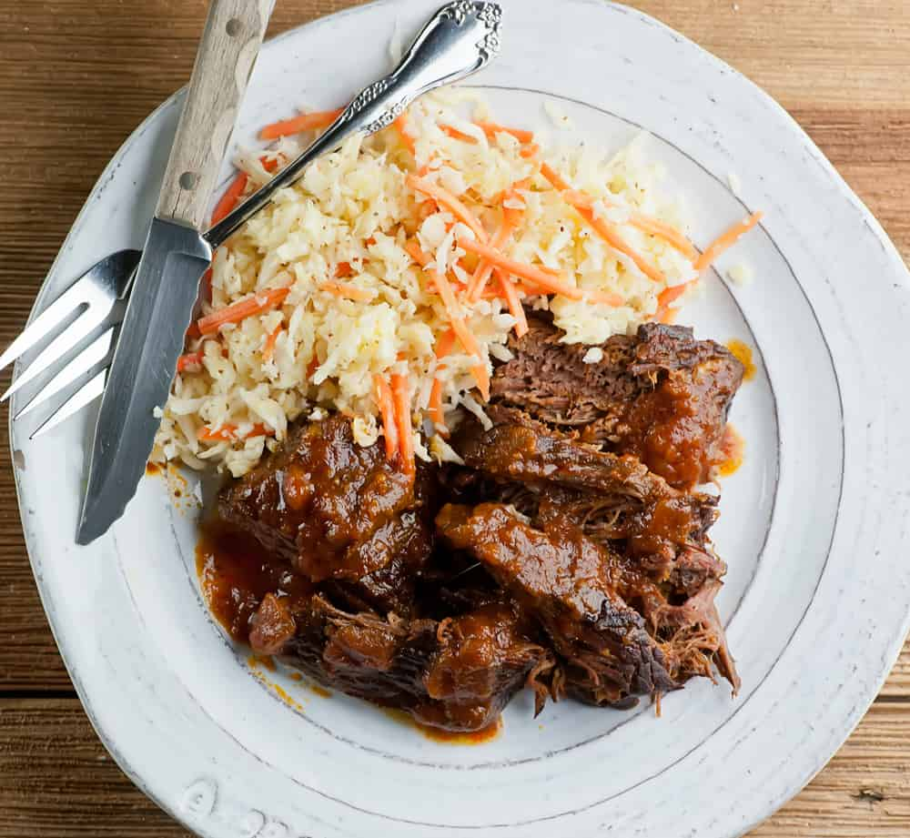 instant pot beef barbecue