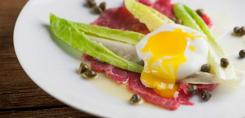 easy filet mignon carpaccio