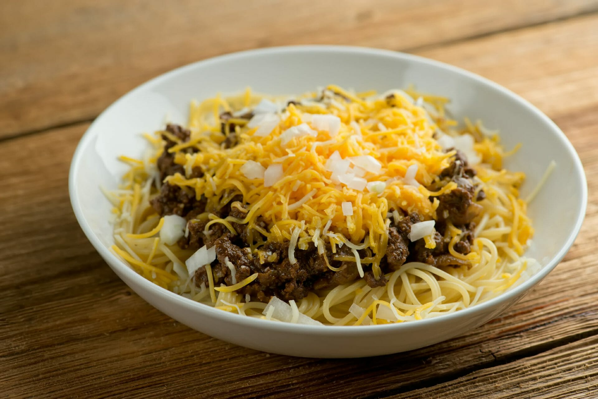 easy Cincinnati chili