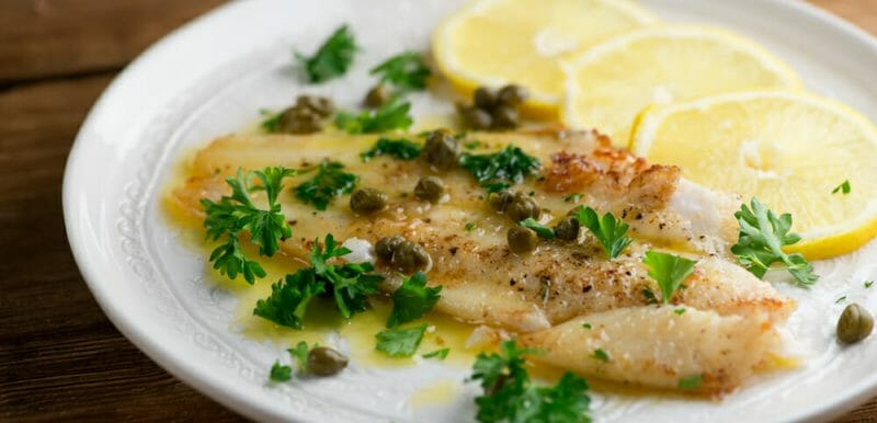 easy filet of sole