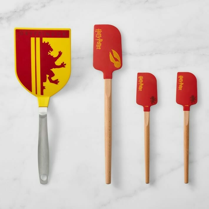 Harry Potter spatula Set