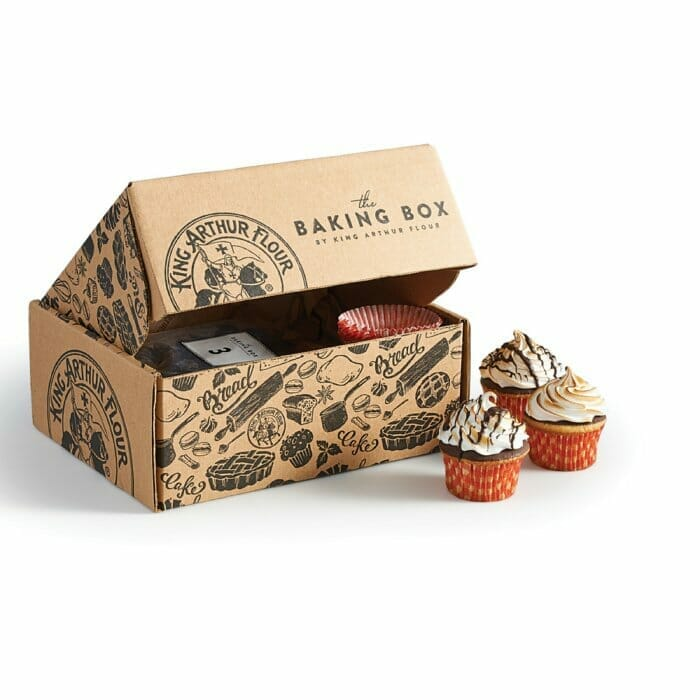 King Arthur Baking Box