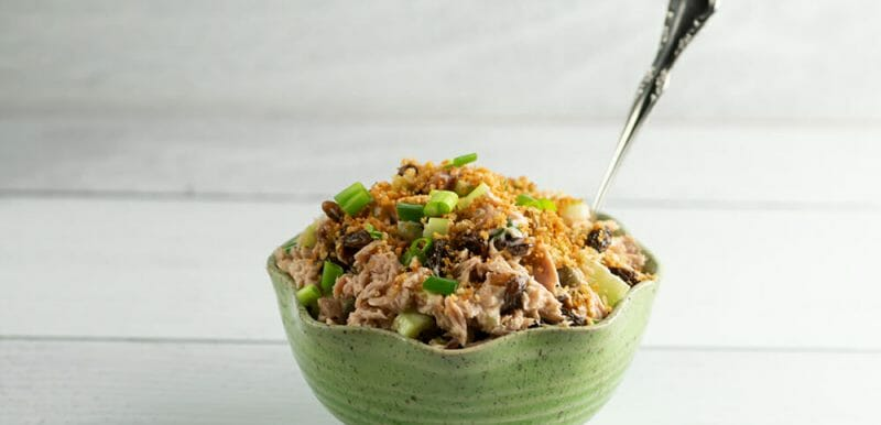 kitchen sink tuna salad